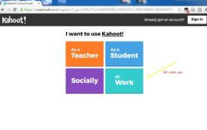Cara Membuat Kuis Online Menggunakan Aplikasi Kahoot Aris Lesmana
